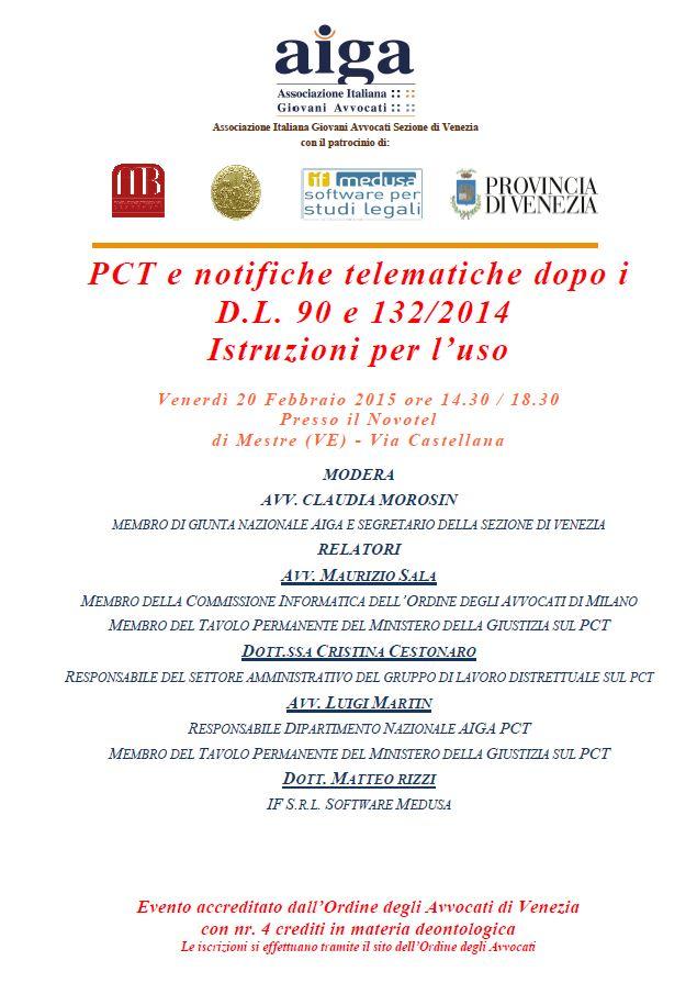 Evento PCT